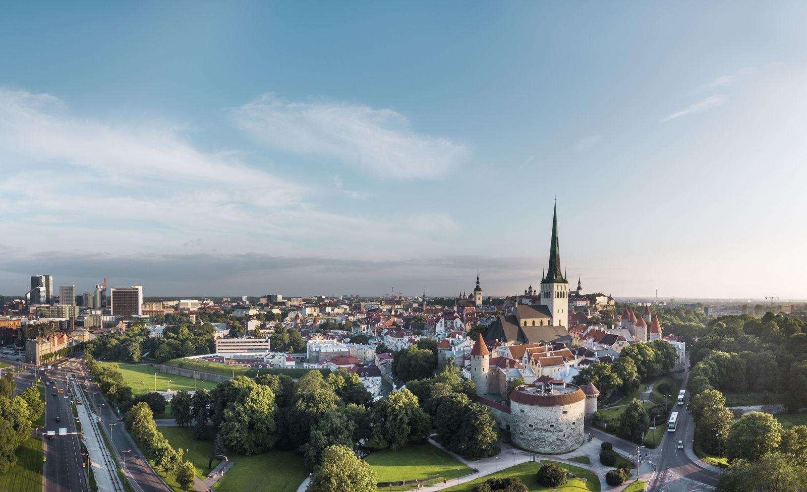 Dag 2 Tallinn