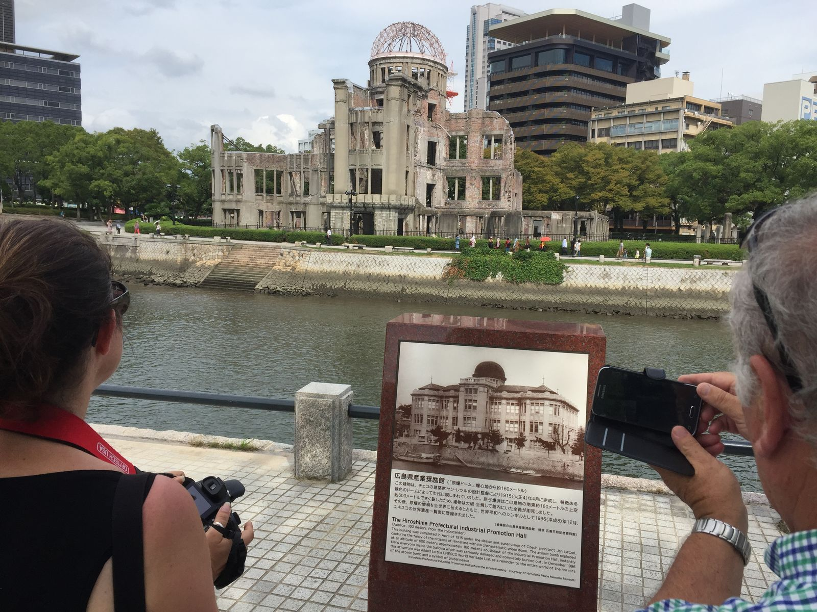 Dag 7 Kyoto – Hiroshima