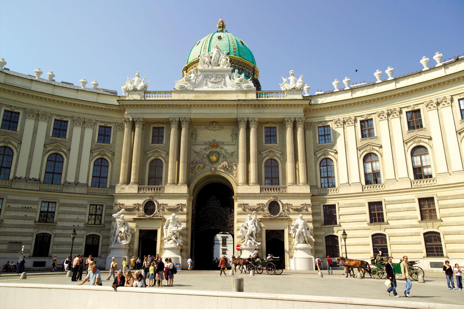 Dag 2 Wenen (Oostenrijk)