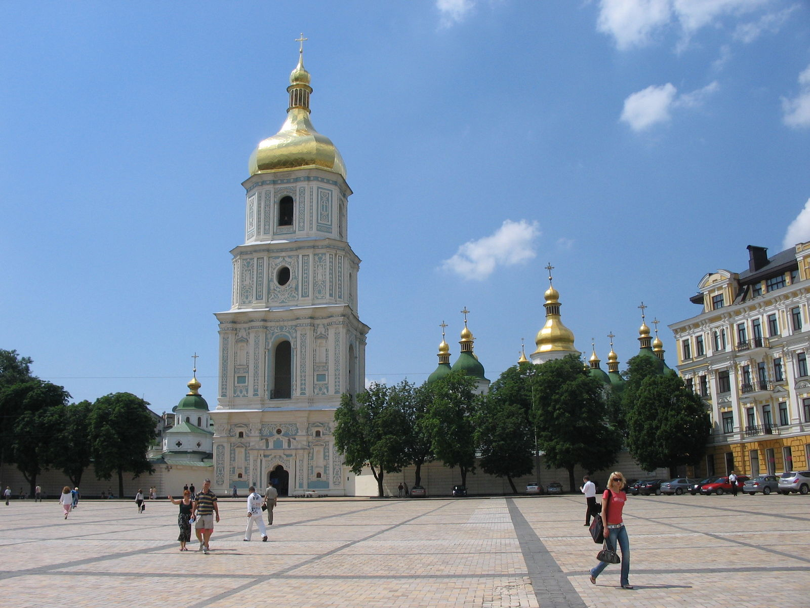 Dag 3 Kiev