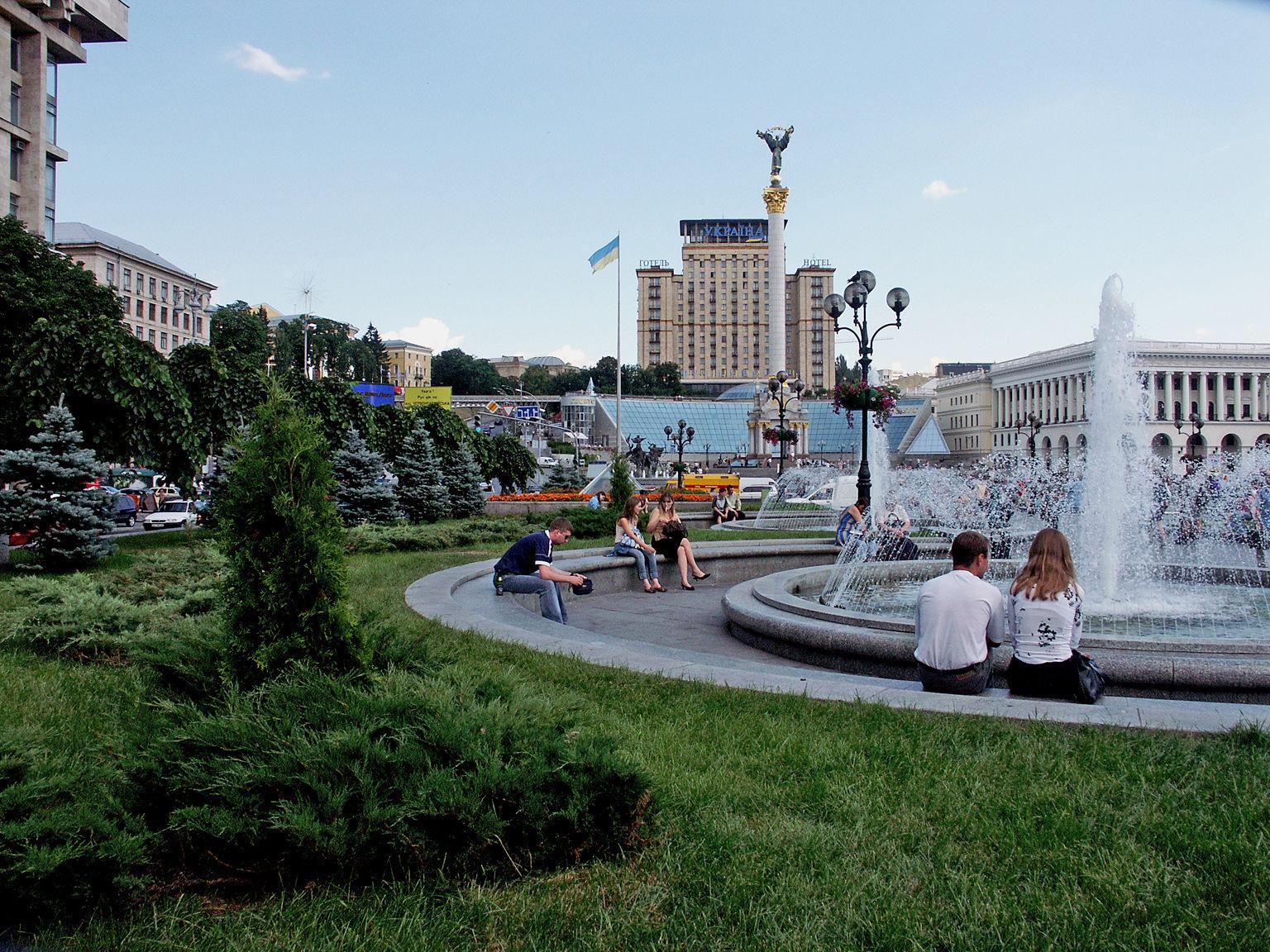 Dag 4 Kiev - Lviv