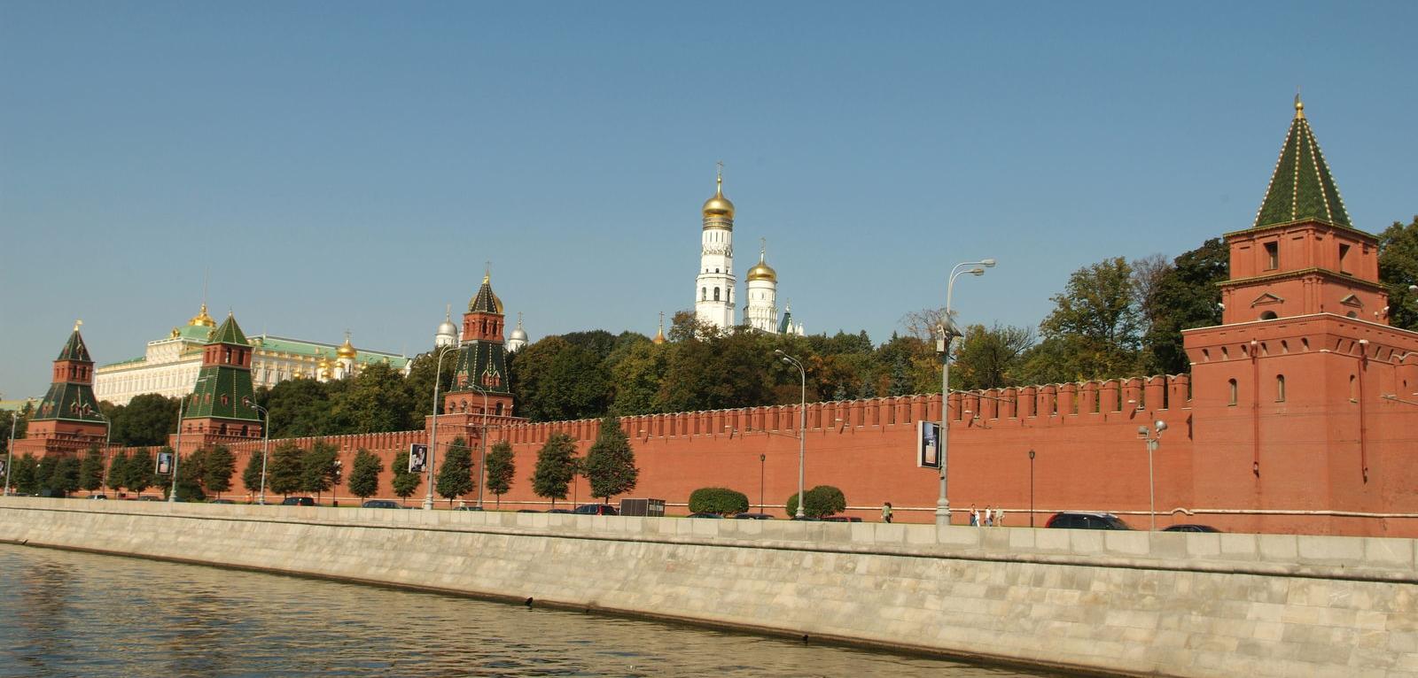 Dag 5 Moskou