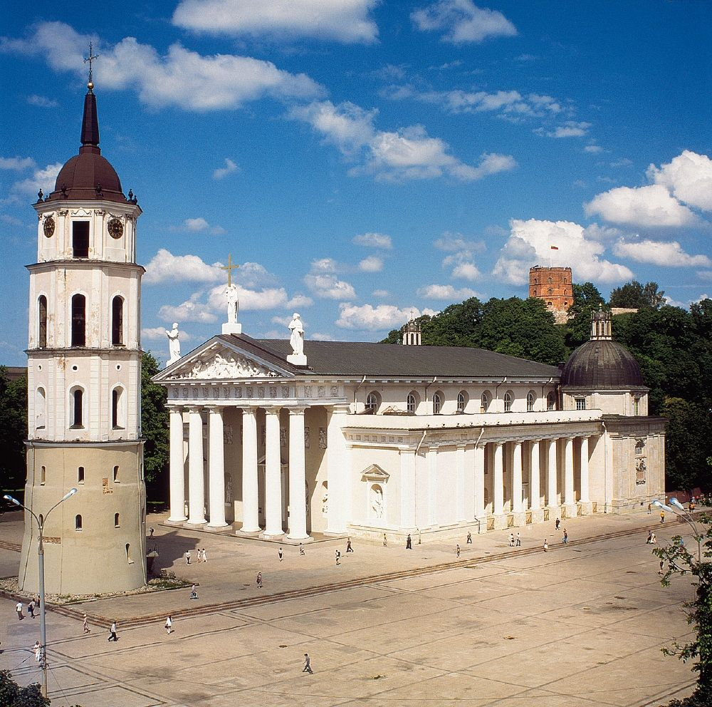 Dag 2 Vilnius