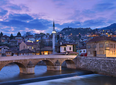 Bestemming: Bosnië en Herzegovina