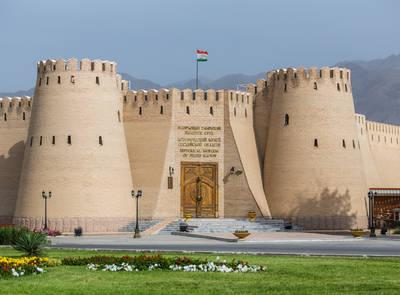 Bestemming: Tadjikistan