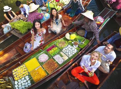 Bestemming: Thailand