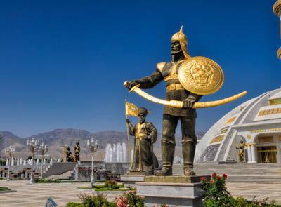 Bestemming: Turkmenistan