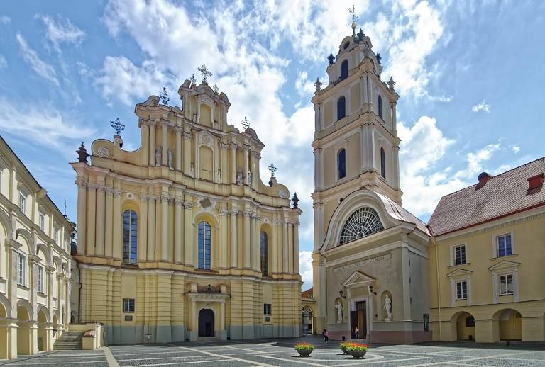 Dag 6 Vilnius