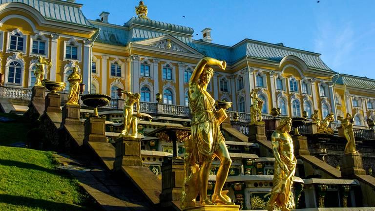 Dag 5 Sint Petersburg