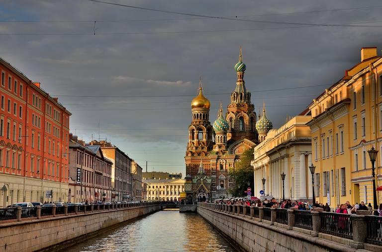 Dag 2 Sint Petersburg