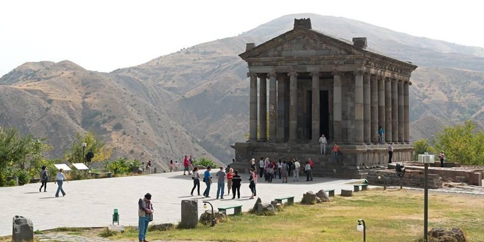 Dag 4 Jerevan - Lake Sevan - Garni - Geghard