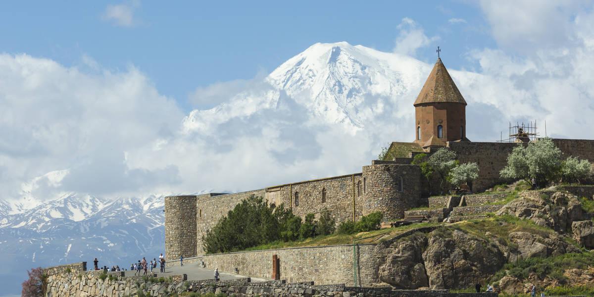 Dag 3 Jerevan - Khor Virap - Noravank