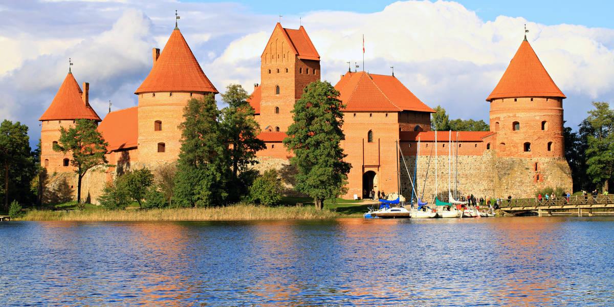 Dag 12 Trakai - Vilnius