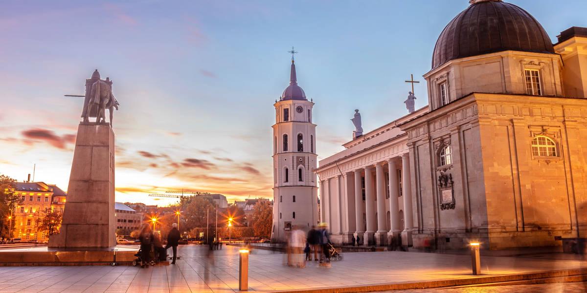 Dag 11 Vilnius