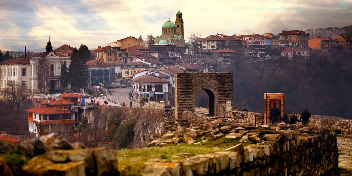 Dag 7 Veliko Tarnovo