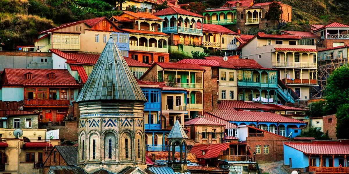 Dag 5 Tbilisi
