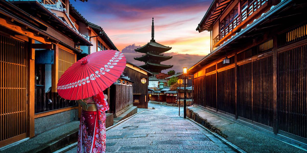 Dag 4 Kyoto