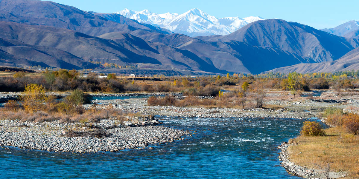 Dag 2 Bishkek – Burana – Chong Kemin Vallei