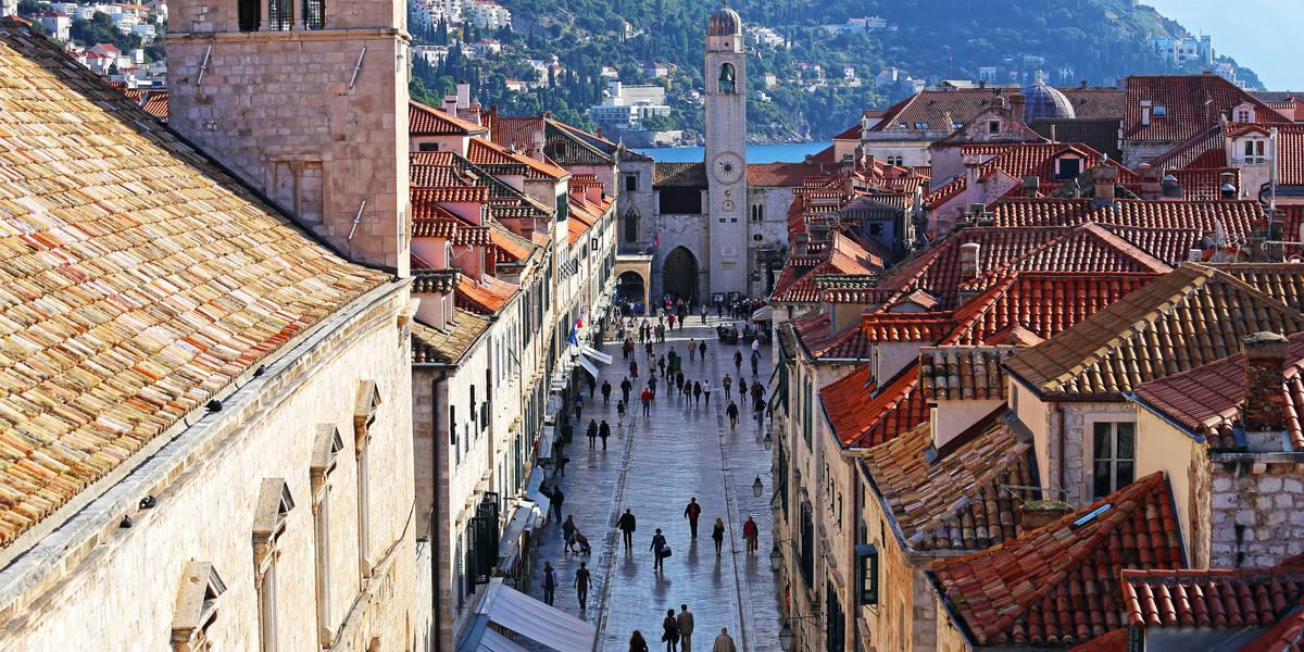 Dag 9 Dubrovnik