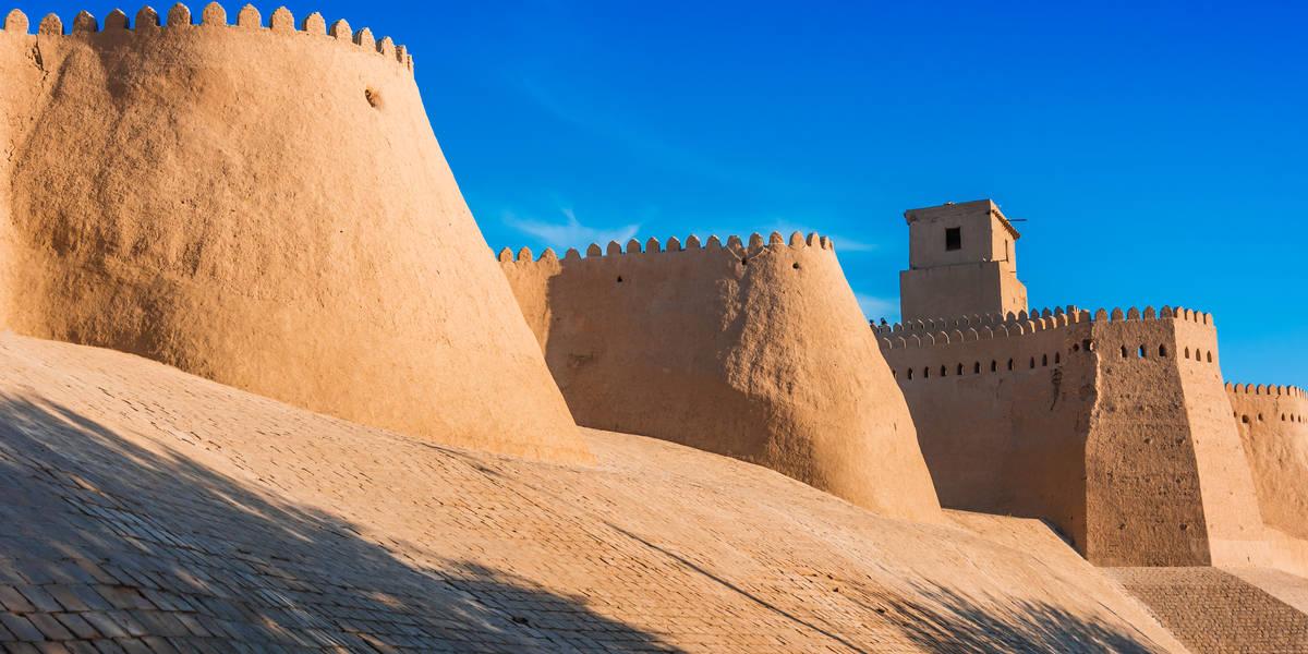 Day 17 Khiva
