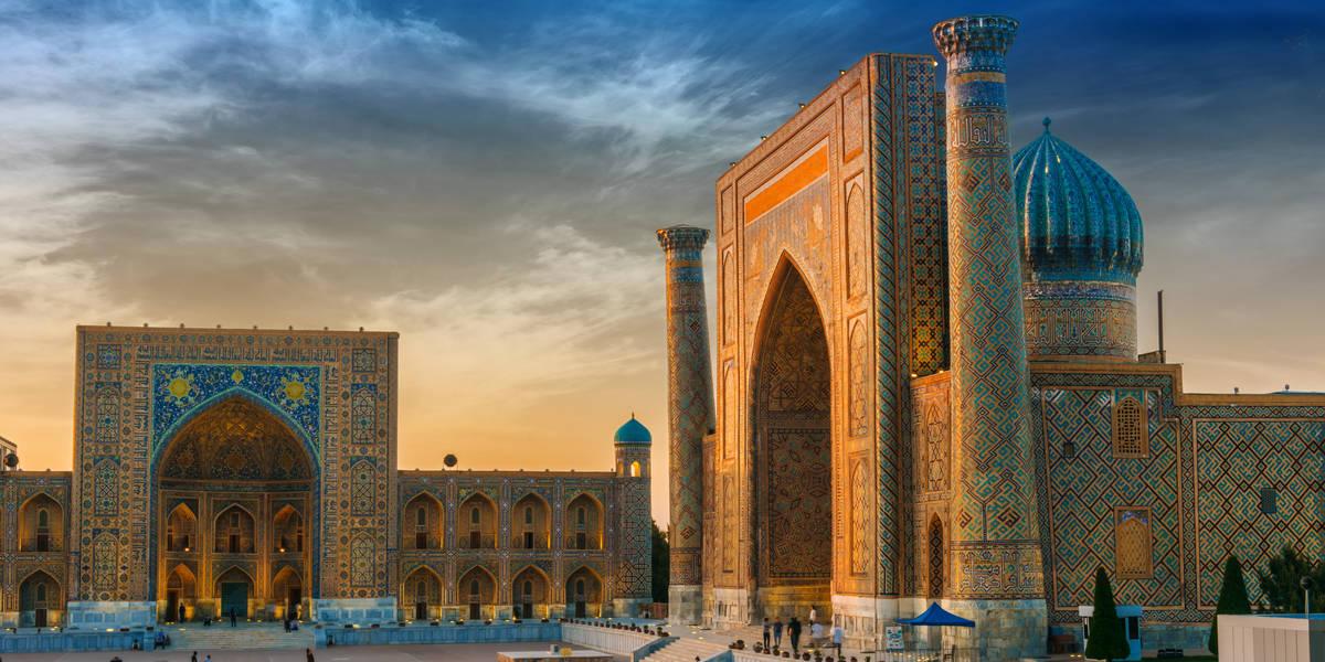 Dag 13 Tashkent – Samarkand