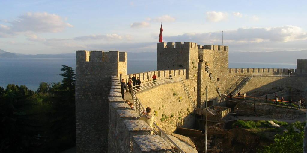 Dag 11 Tirana – Ohrid