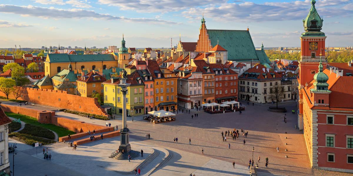 Dag 10 Warschau
