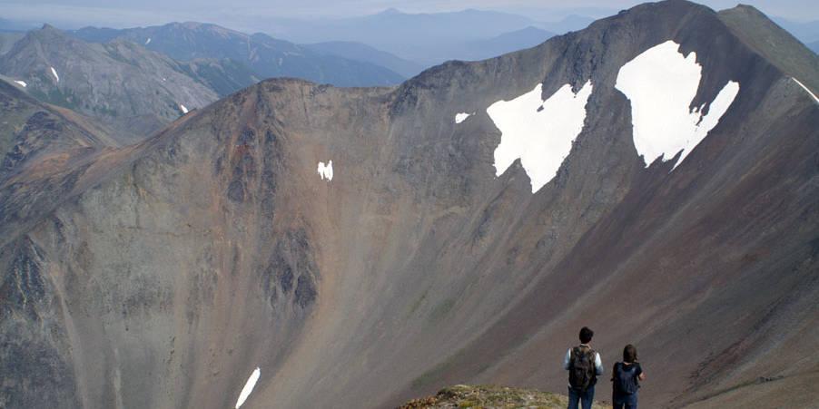 Dag 5 Petropavlovsk-Kamtsjatkiy - Avachinskiy vulkaan