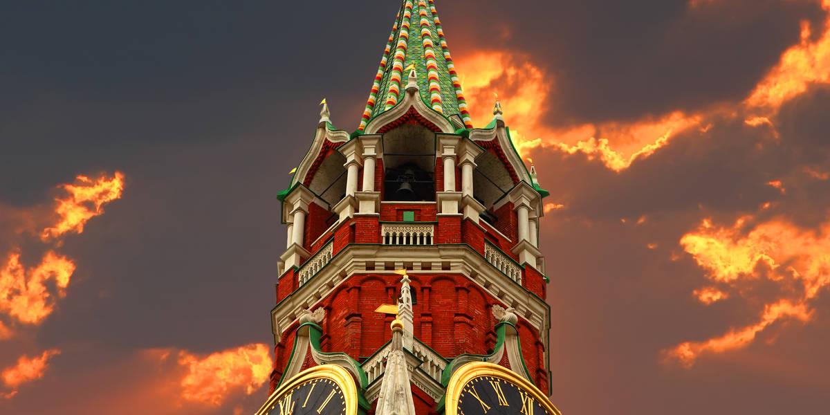 Dag 1 tot 5 Moskou