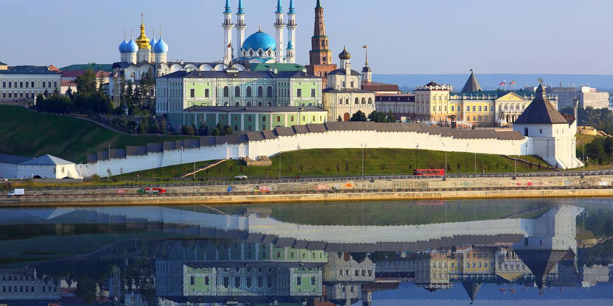 Dag 9 tot 12 Kazan