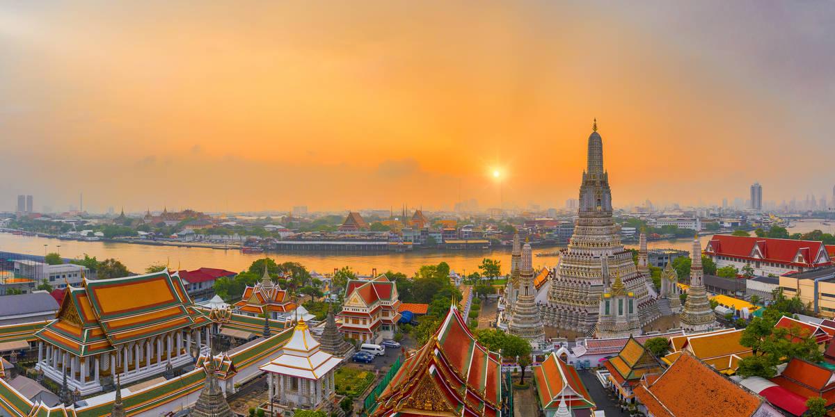 Dag 2 Bangkok