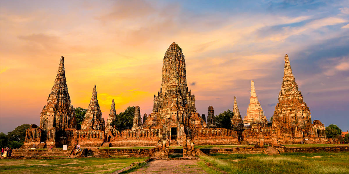 Dag 14 Lopburi - Ayutthaya - Bangkok