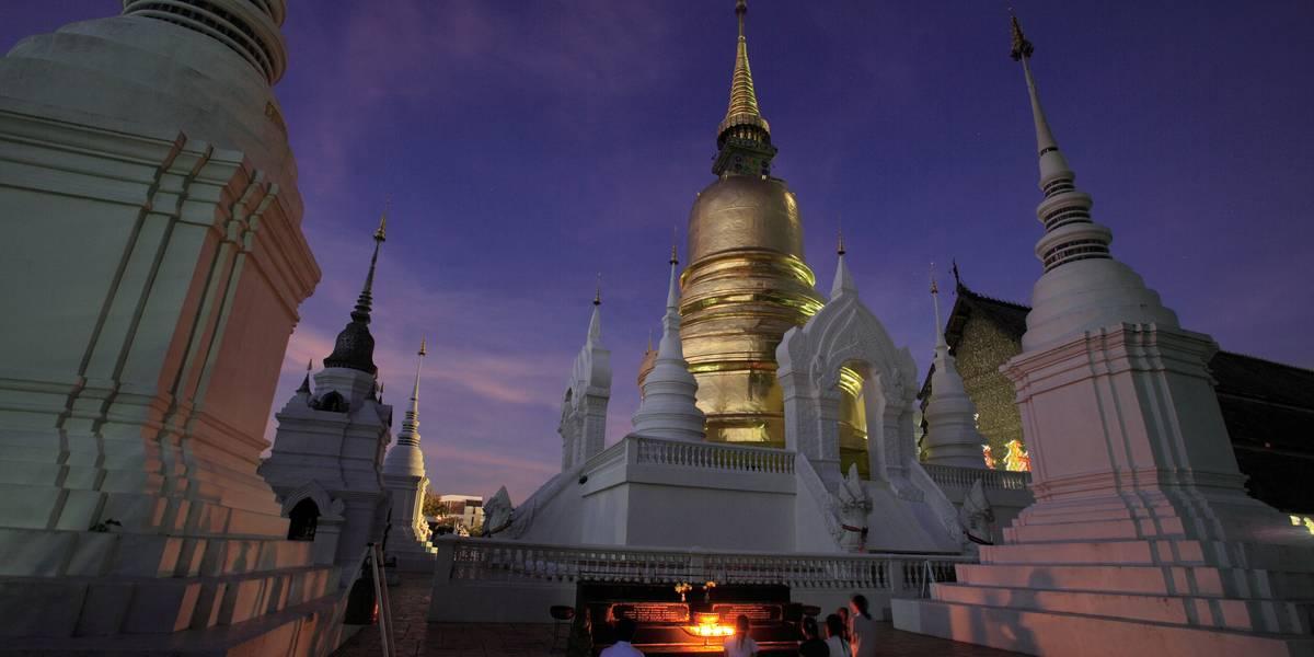 Dag 7 Chiang Mai