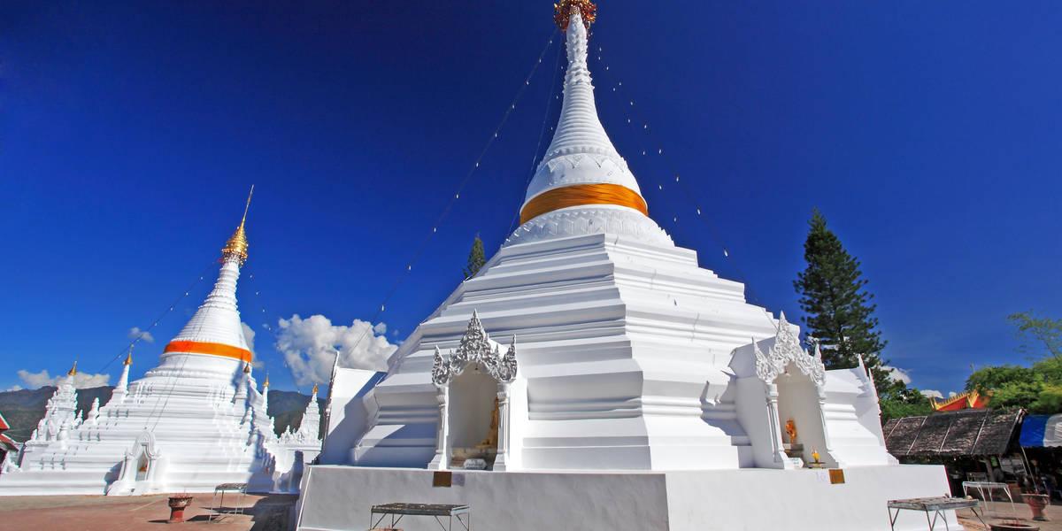 Dag 9 Chiang Mai - Mae Hong Son