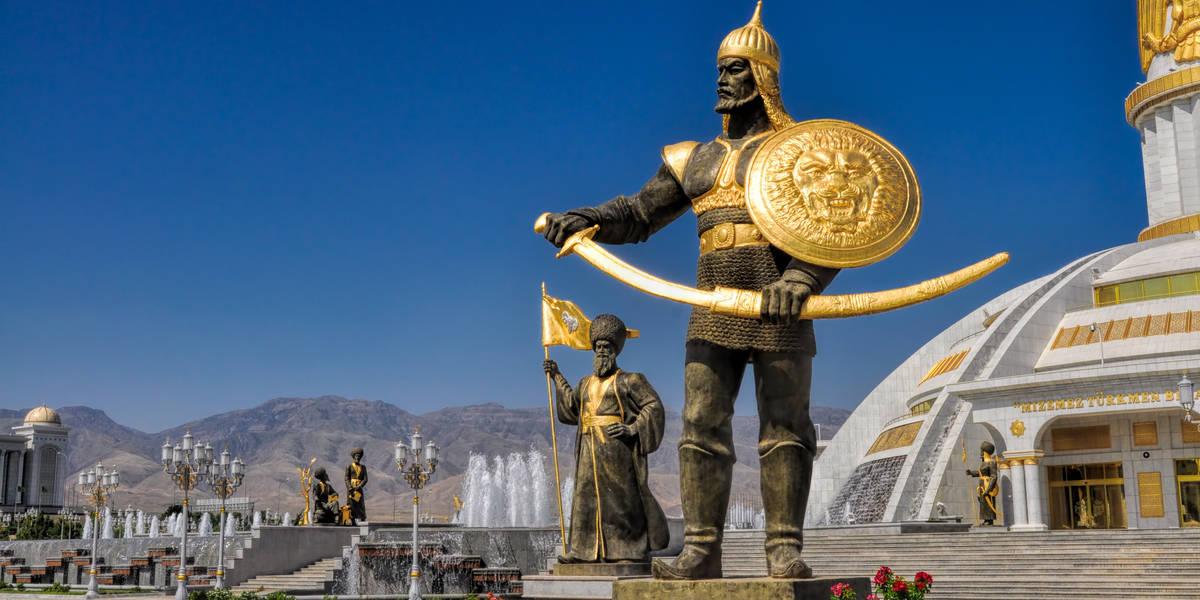 Dag 19 Darvaza – Ashgabat